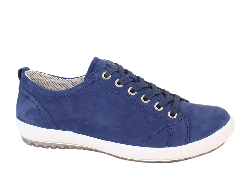 Legero Women Trainers Tanaro 823-82 True Blue side view