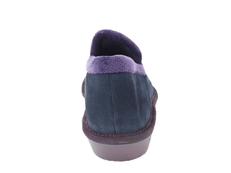 Nordikas Slippers Closed Marino back view