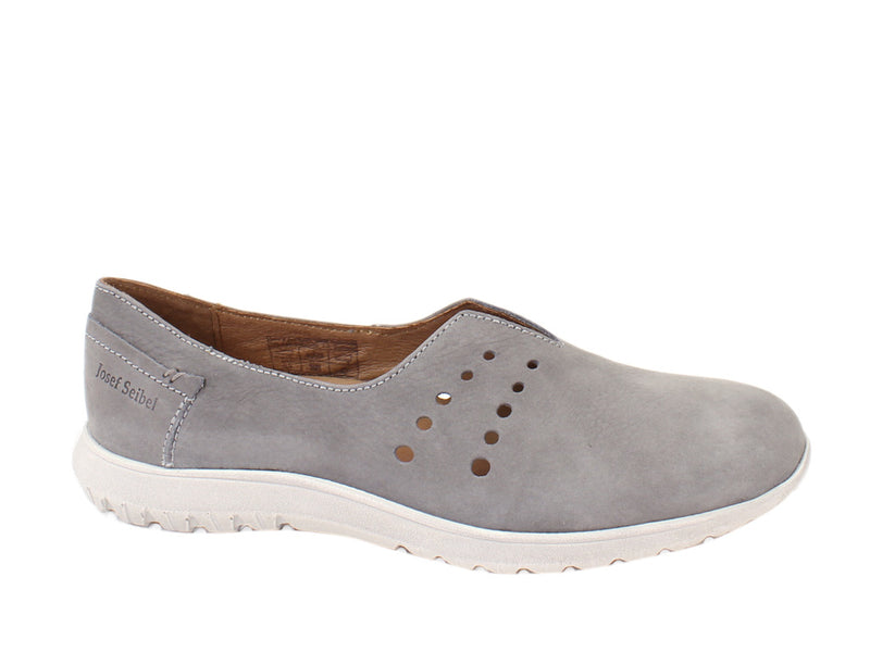 Josef Seibel Shoes Malena 13 Grey side view
