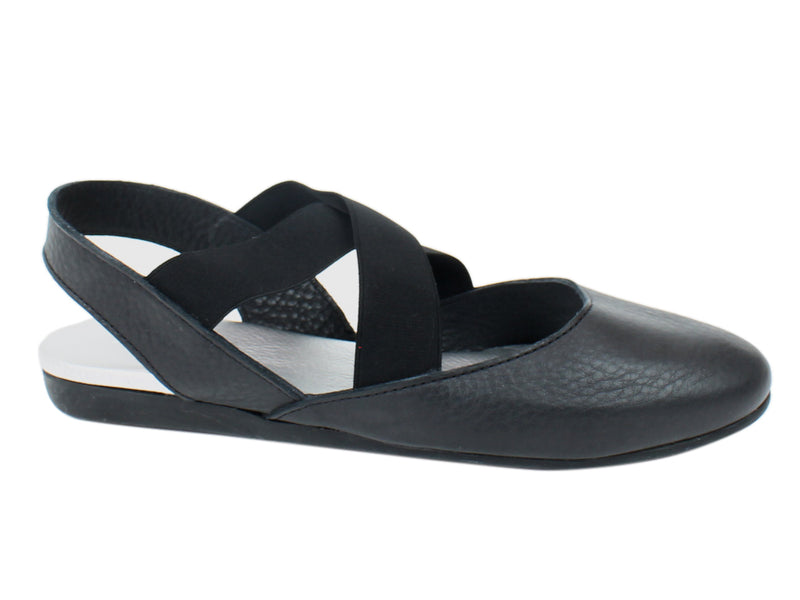 Arche Sandals Labana Black and Silver