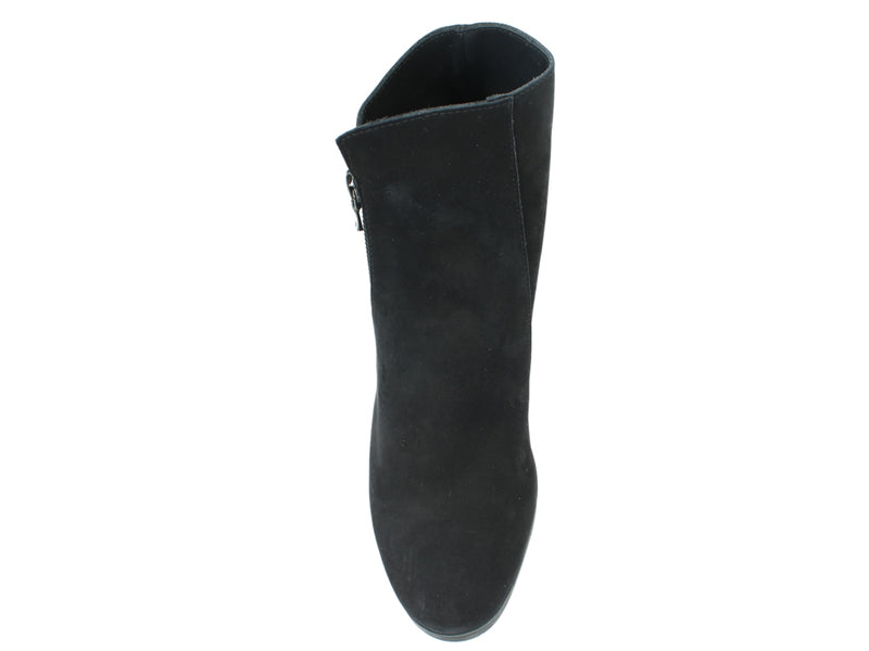 Arche Boots Abelem Black top view