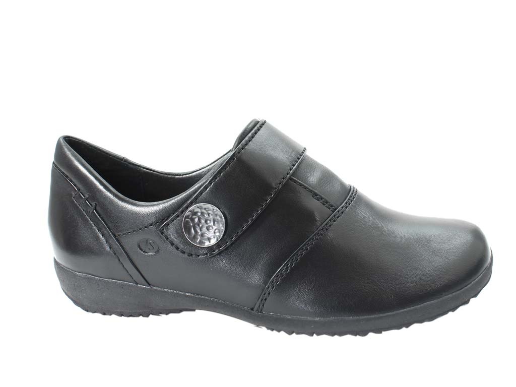 Josef Seibel Shoes Naly 21 Black side view