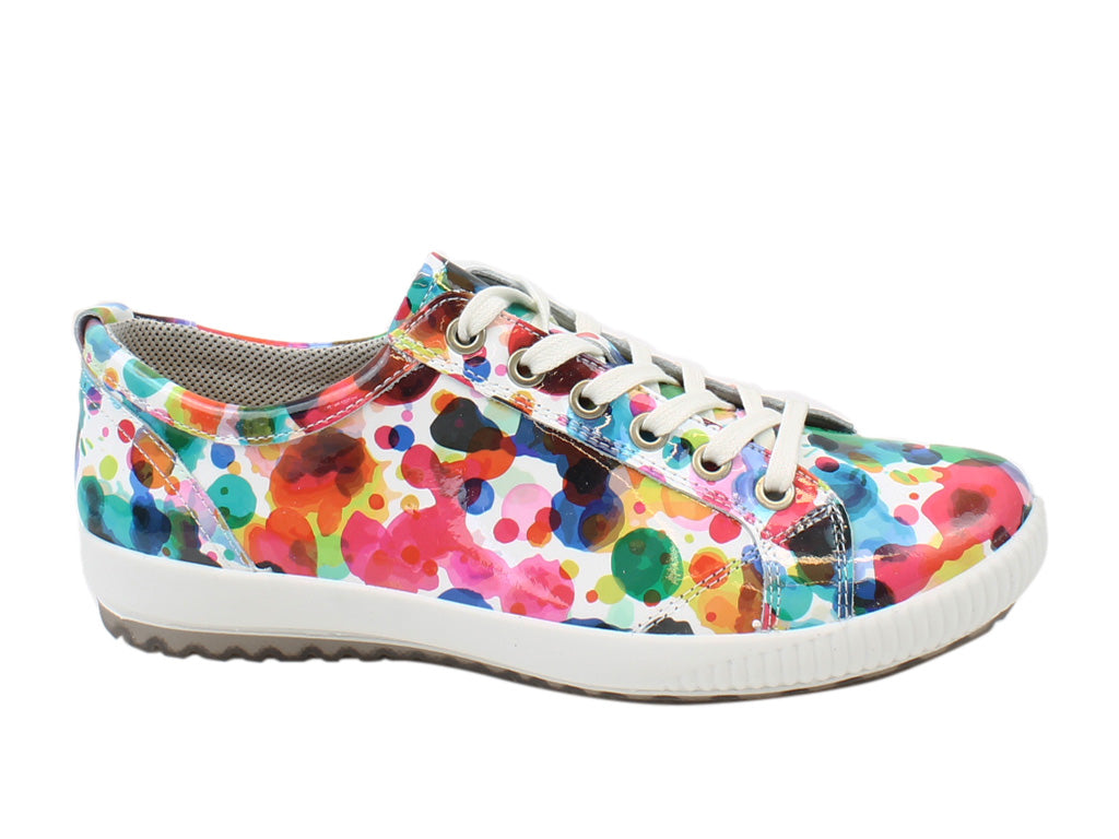 Legero Women Trainers Tanaro 823-98 Multi Colour side view