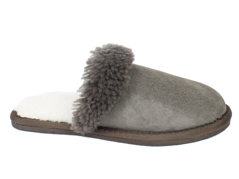 Celtic & Co Slippers Turnback Vole side view