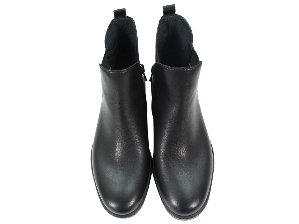 Legero Women Boots Soana 00684-01 Black UPPER VIEW