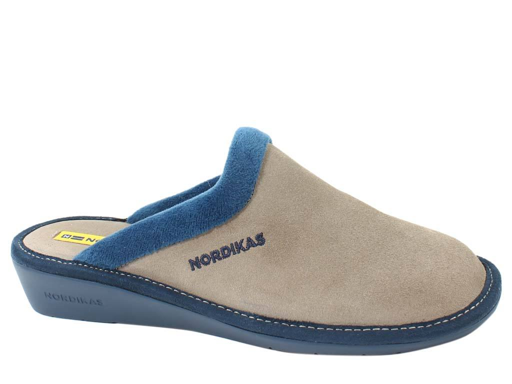 Nordikas Slippers Piedra side view
