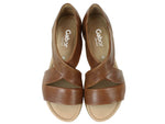 Gabor Sandals Sweetly 62.761 Peanut upper view