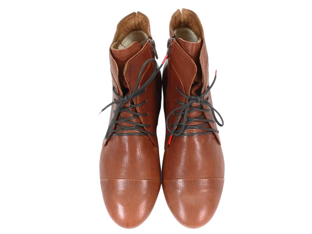 Think Boots Guad 85279-55 Cognac upper view