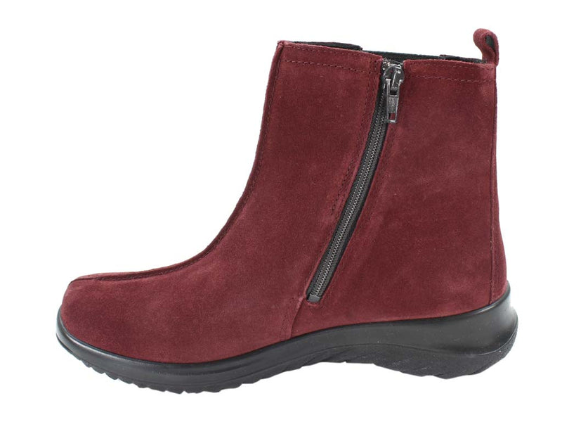 Legero Boots Soft 09571-49 Red side view