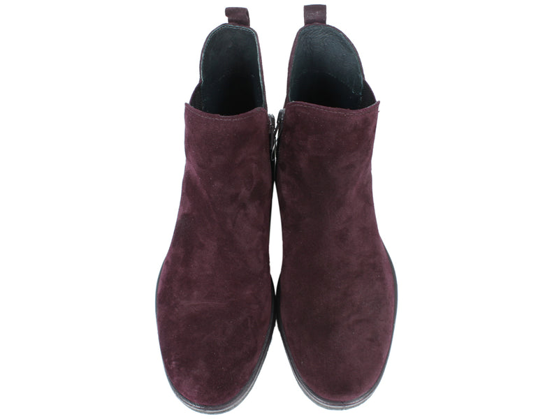 Legero Boots Soana 00684 Amarone upper view
