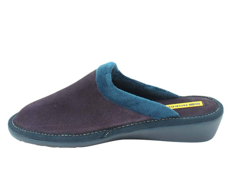 Nordikas Slippers Purple side view