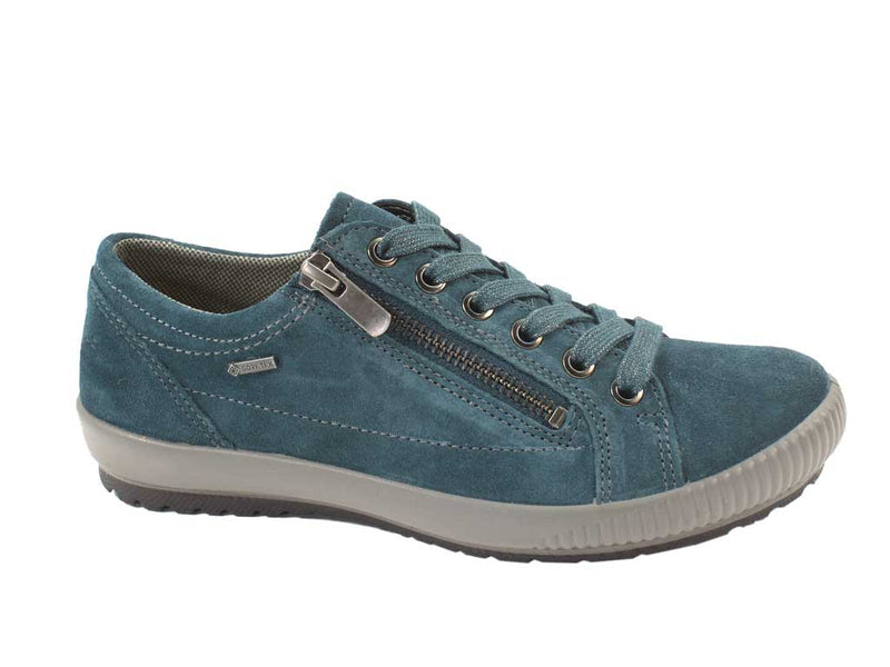 Legero Trainers Tanaro 00616-79 Petrol side view