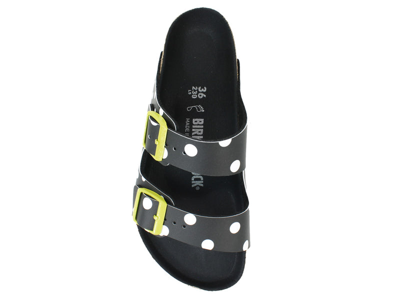 Birkenstock Sandals Arizona Dots top view