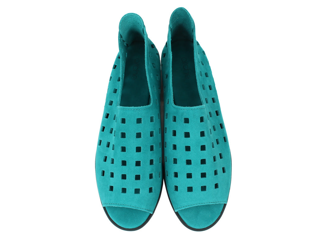Arche Women Shoes Drick Mint upper view