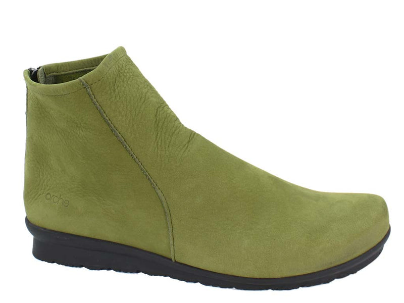 Arche Boots Baryky Oliba Green  side view