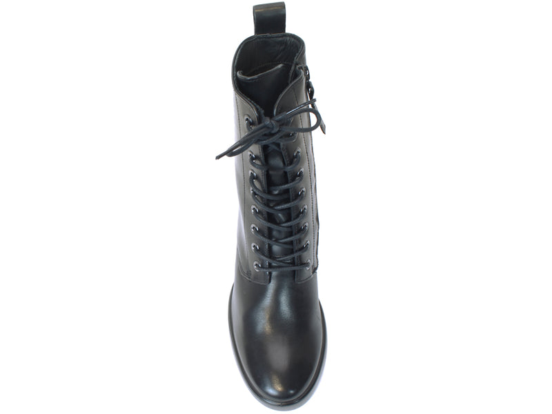 ECCO Boots Shape Sculpted Black  top view