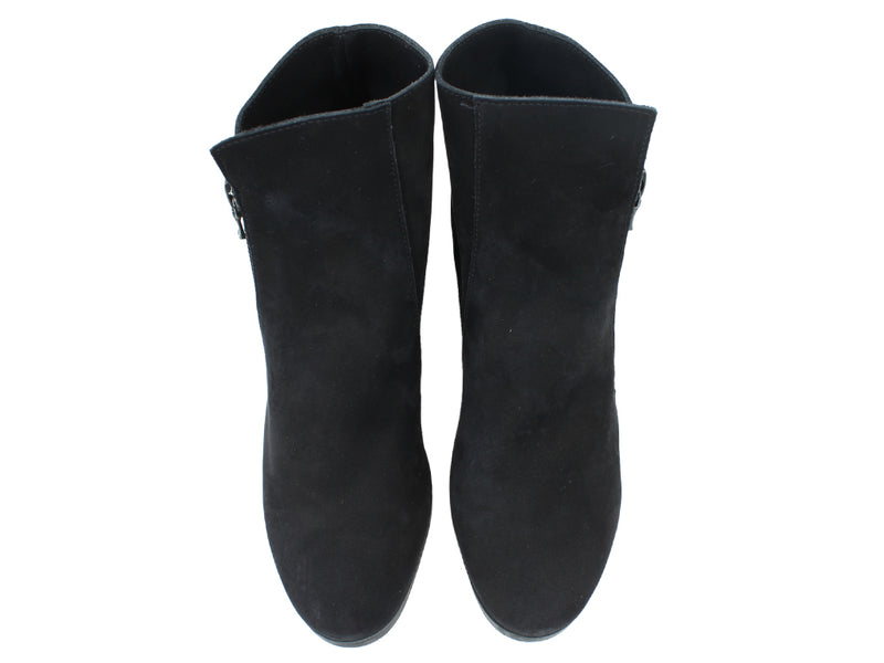 Arche Boots Abelem Black upper view