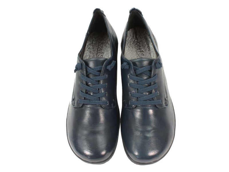 Josef Seibel Shoes Naly 11 Ocean upper view