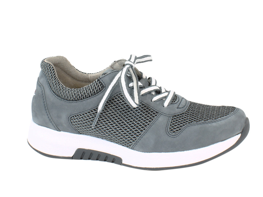 Gabor Trainers Mary 46.946 Grey-River side view