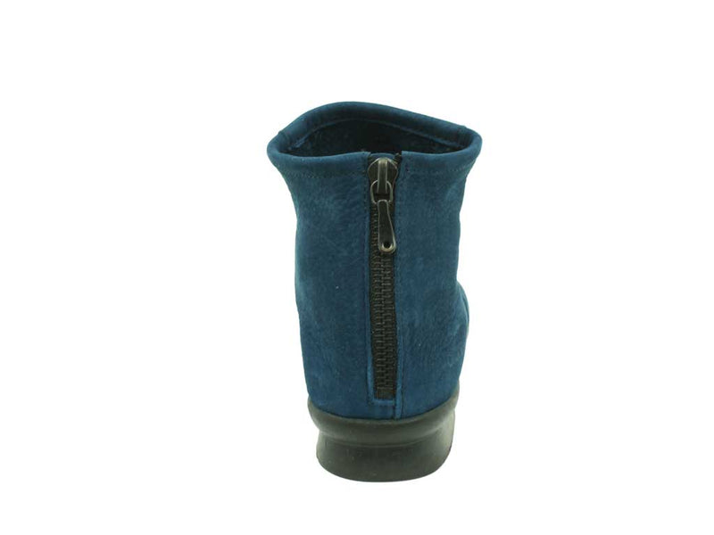 Arche Boots Baryky Malo Blue back view