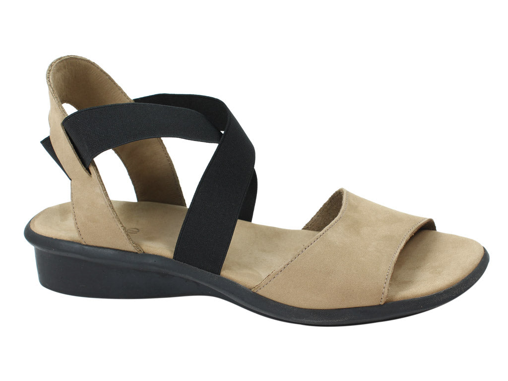 Arche Satia Sandals sand Right side view