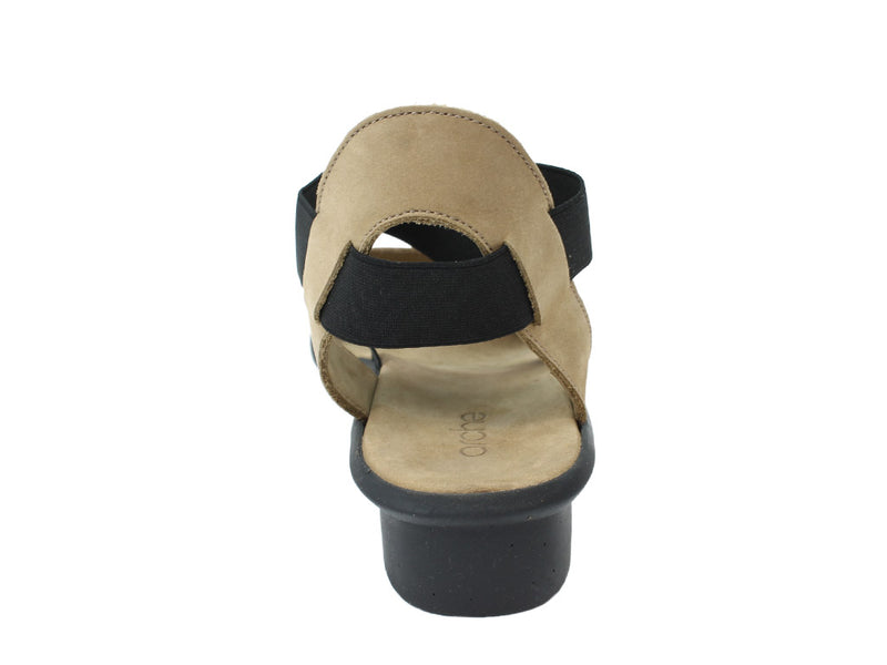 Arche Satia Sandals sand back side view