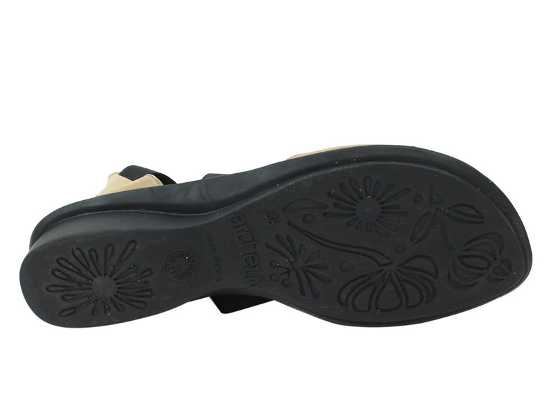 Arche Satia Sandals sand sole