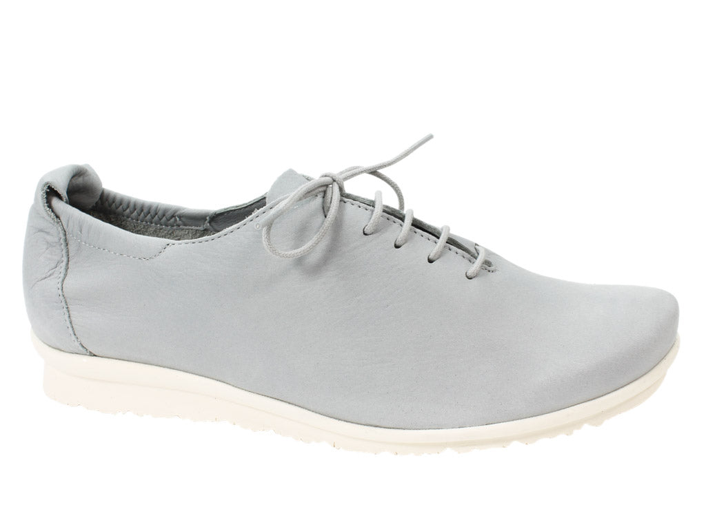 Arche Women Shoes Baryza Brume Grey side view