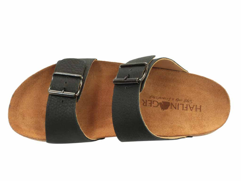Haflinger Sandals Andrea Black