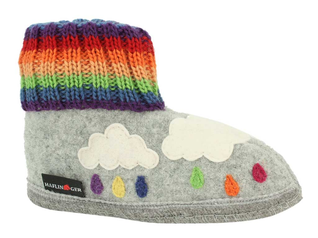 Haflinger Children's slippers Colours