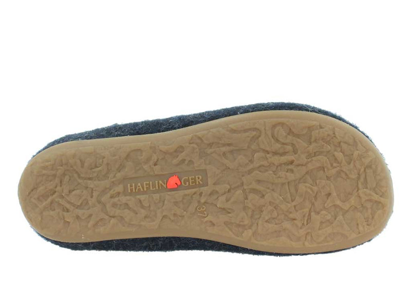 Haflinger Slippers Dakota Charlie Kapitan/Grey