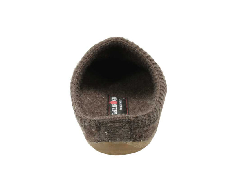 Haflinger Slippers Dakota Classic Brown