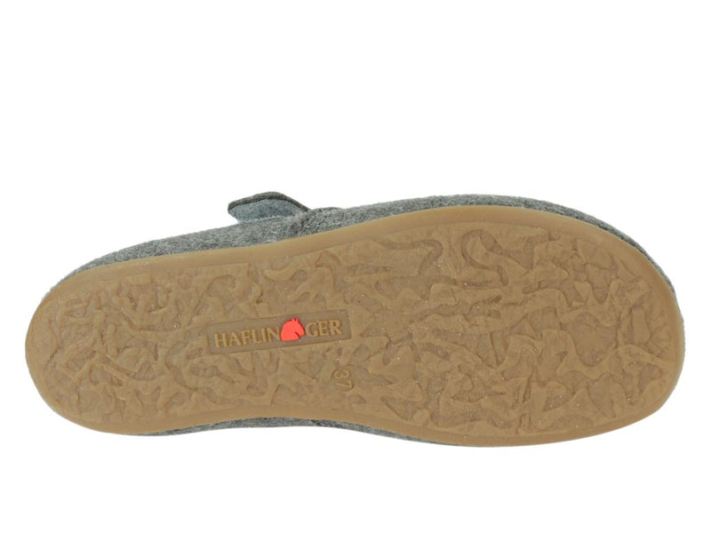 Haflinger Slippers Everest Focus Anthracite
