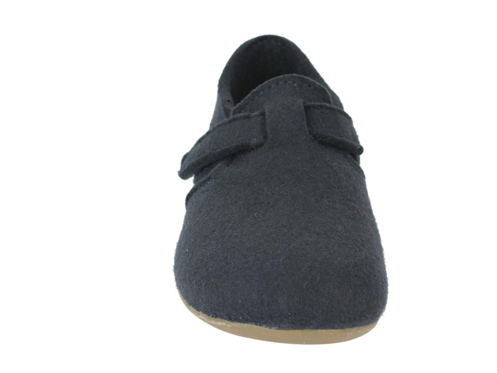 Haflinger Slippers Everest Focus Blue