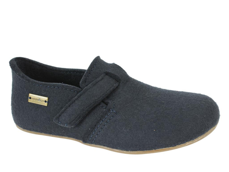 Haflinger Slippers Everest Focus Navy