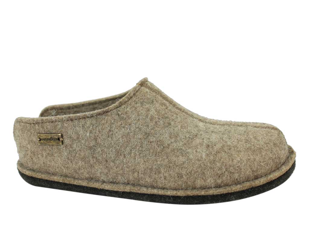 Haflinger Slippers Flair Smily Torf