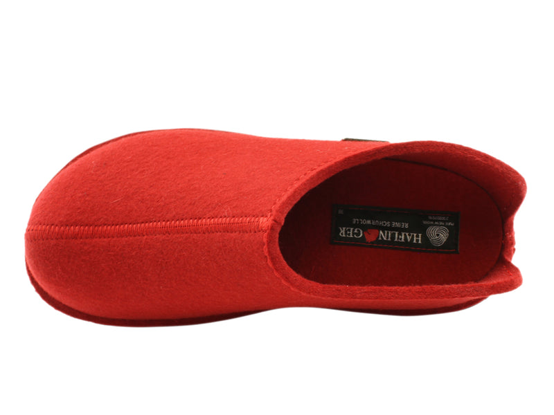 Haflinger Slippers Flair Smily Rubin