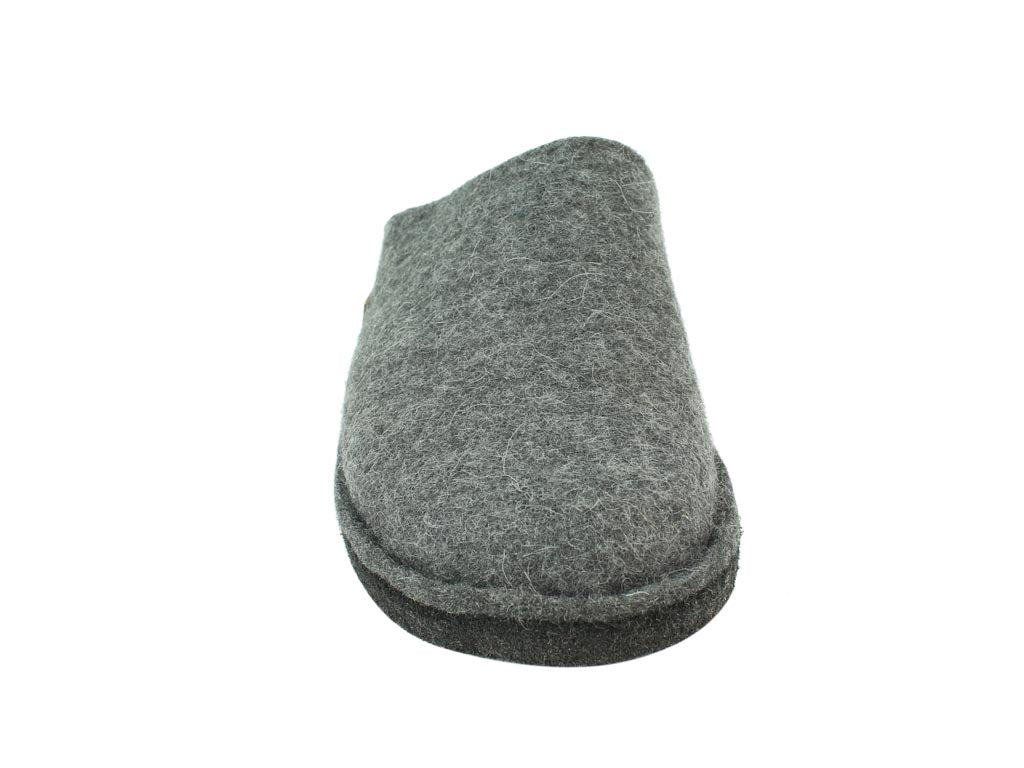 Haflinger Slippers Flair Soft Anthracite