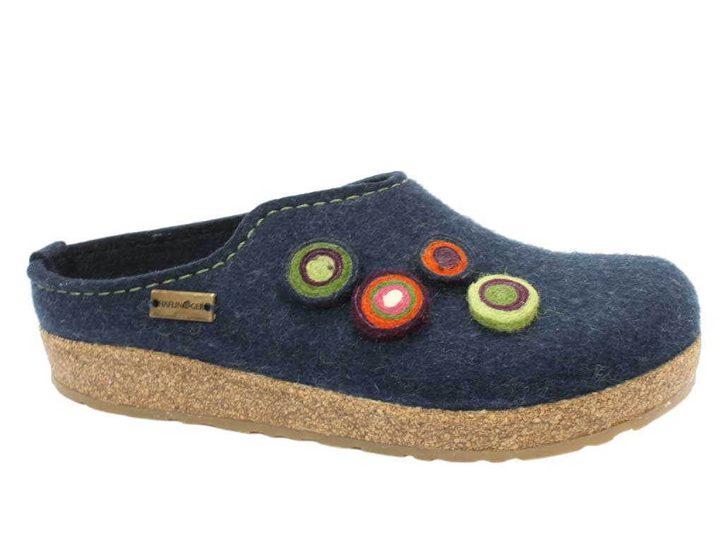 Haflinger Clogs Grizzly Kanon Kapitan