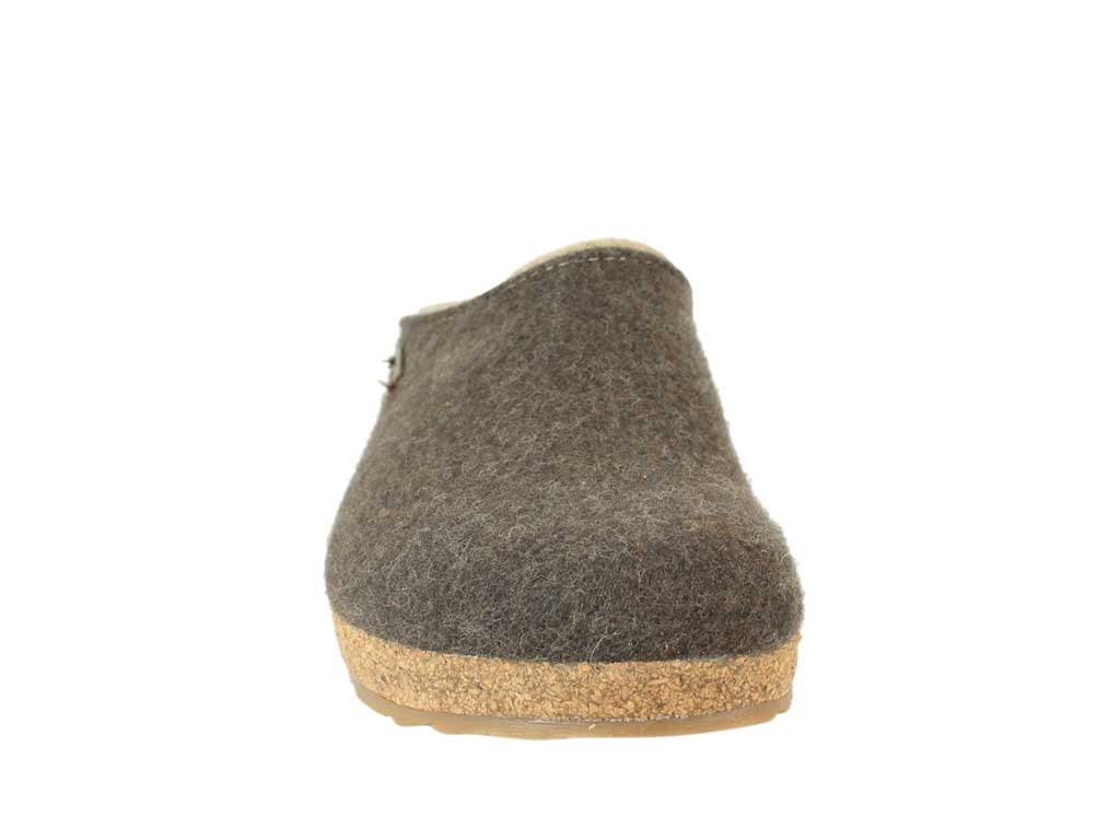 Haflinger Grizzly clogs Kris Brown