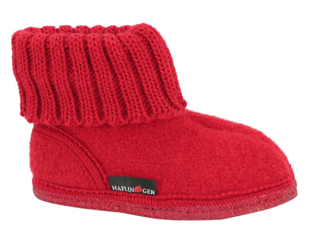 Haflinger Children's slippers Karl Rubin