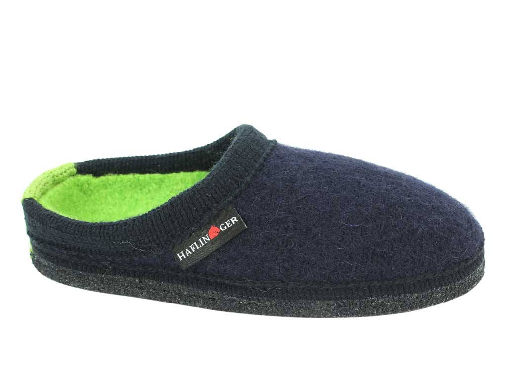 Haflinger Children's slippers Knut Ocean