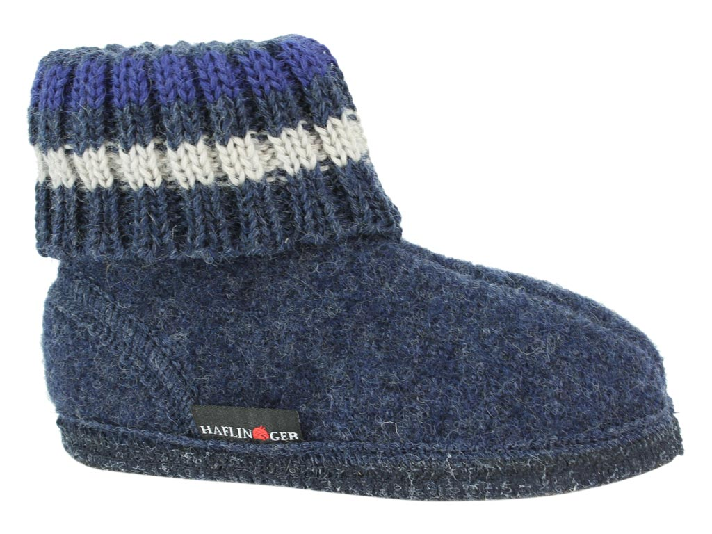 Haflinger Children's slippers Paul Jeans