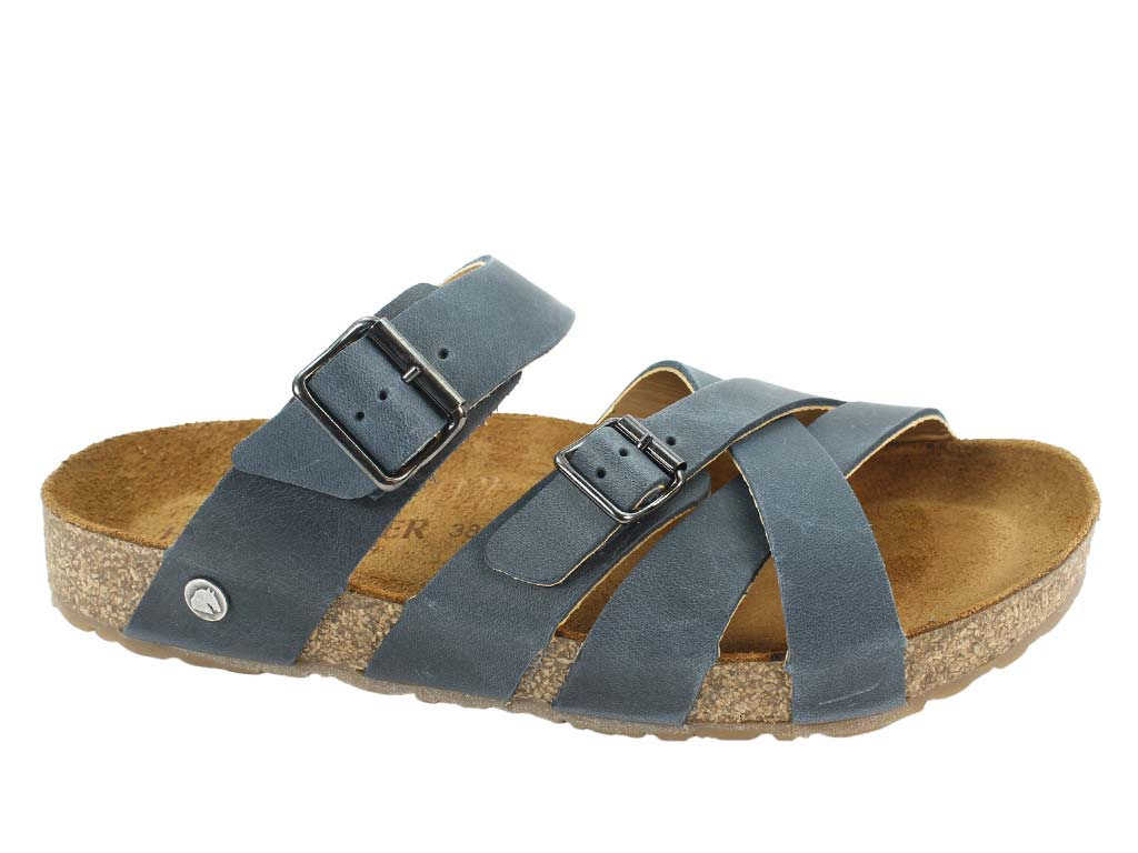 Haflinger Sandals Charles Bali side view