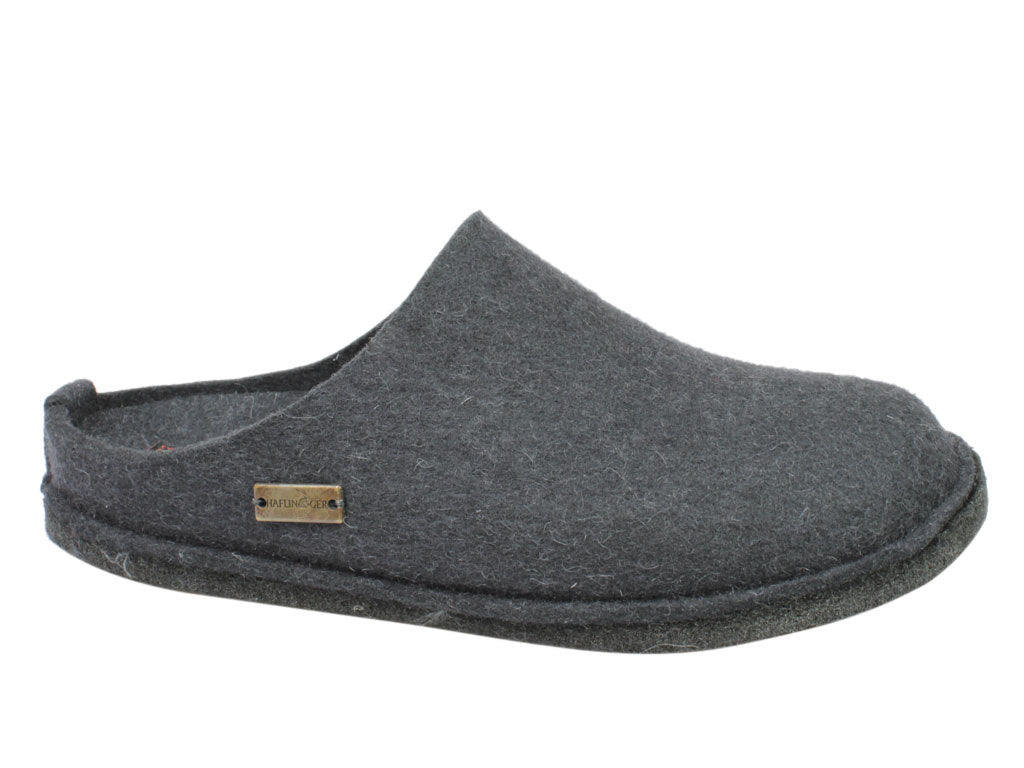 Haflinger Slippers Flair Soft Graphite