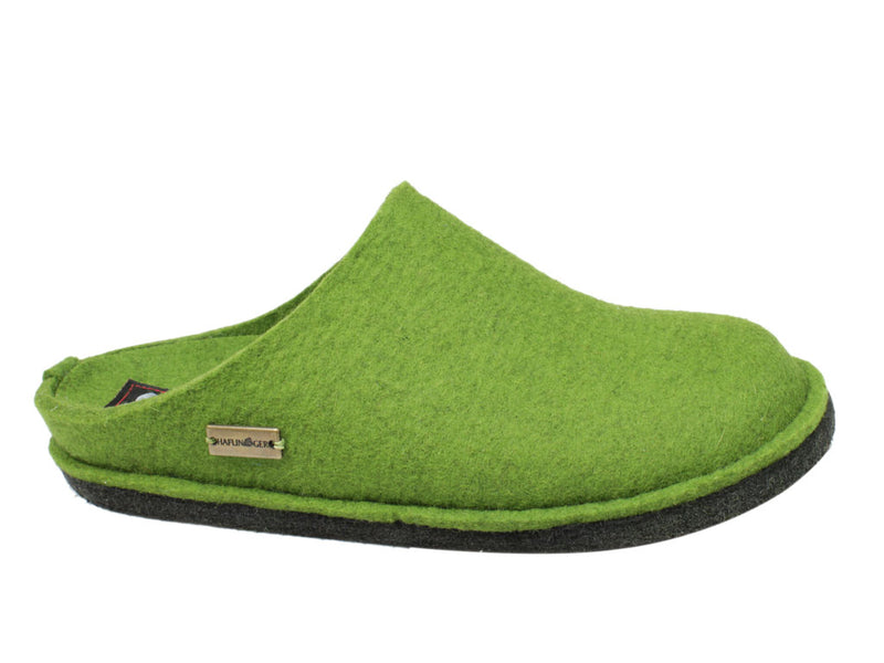 Haflinger Slippers Flair Soft Green