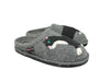 Haflinger Flair Babsy Slippers Grey