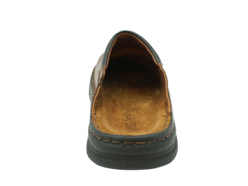 Josef Seibel Men Slippers Max Brandy