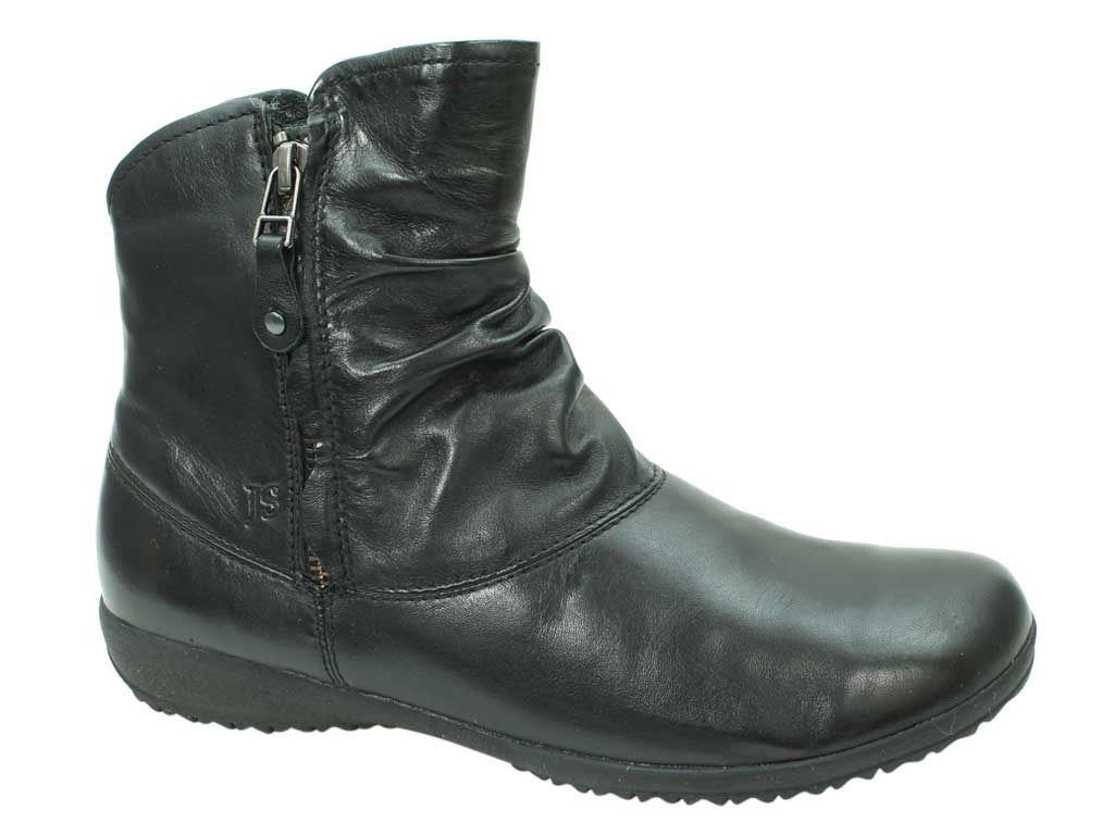 Josef Seibel Boots Naly 24 Black side view