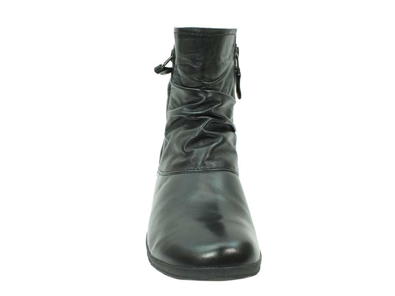 Josef Seibel Boots Naly 24 Black front view